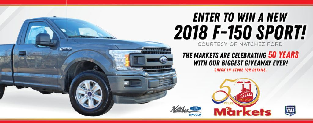 Ford F-150 Truck Sweepstakes Finalists - The Markets